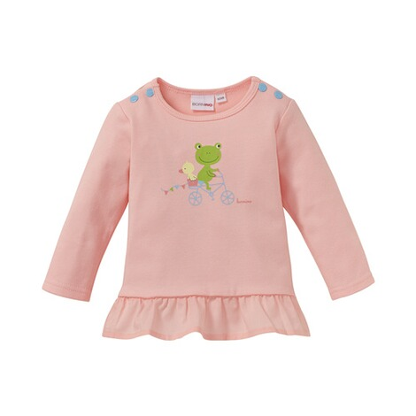 BORNINO CONFETTI ANIMALS Shirt langarm 1