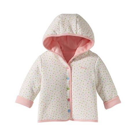 BORNINO CONFETTI ANIMALS Wendejacke 4