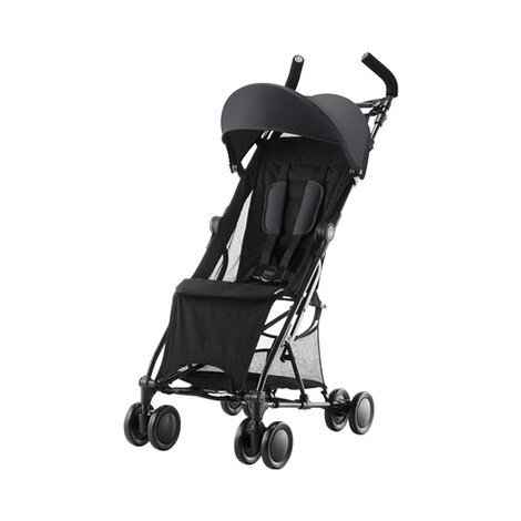 BRITAX RÖMER  Holiday Sitzbuggy  Cosmos Black 1