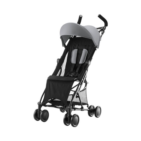 BRITAX RÖMER  Holiday Sitzbuggy  Steel Grey 1
