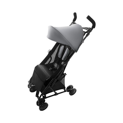 BRITAX RÖMER  Holiday Sitzbuggy  Steel Grey 3
