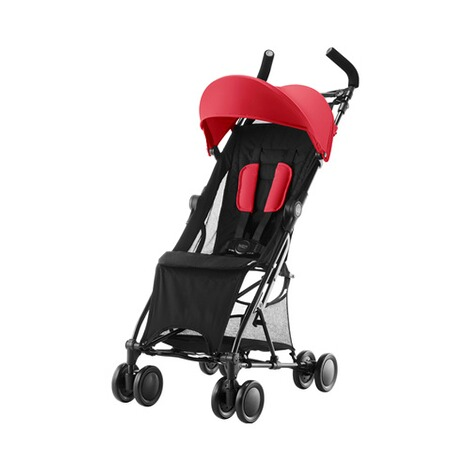 BRITAX RÖMER  Holiday Sitzbuggy  Flame Red 1
