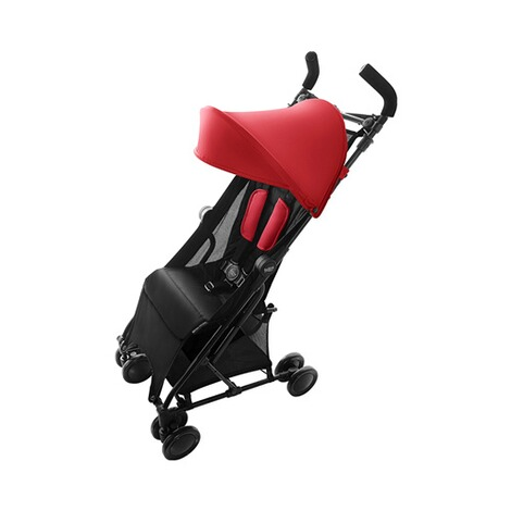 BRITAX RÖMER  Holiday Sitzbuggy  Flame Red 3
