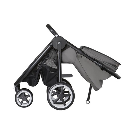 CYBEX GOLD Agis M-Air 3 Sportwagen Design 2018  Lavastone Black 3