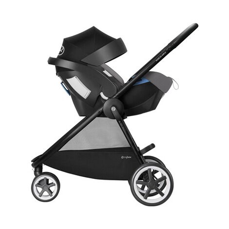 CYBEX GOLD Agis M-Air 3 Sportwagen Design 2018  Lavastone Black 5