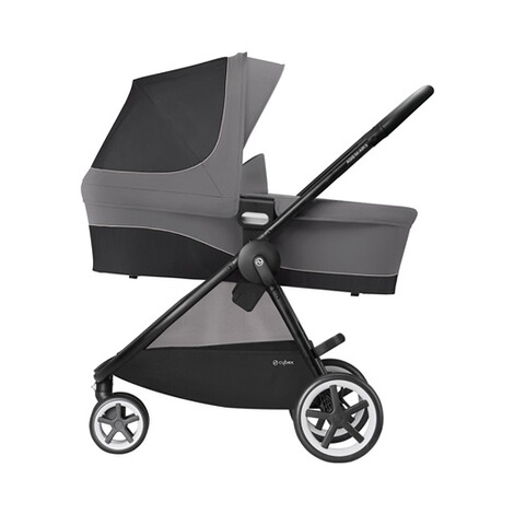 CYBEX GOLD Agis M-Air 3 Sportwagen Design 2018  Lavastone Black 6