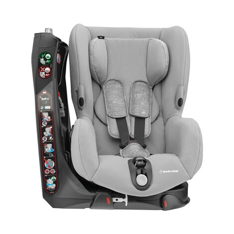 MAXI-COSI AXISS Kindersitz Design 2018  Nomad Grey 4