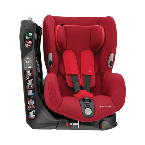 MAXI-COSI AXISS Kindersitz Design 2018  Vivid Red 4