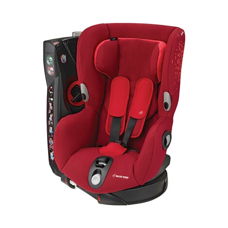 MAXI-COSI AXISS Kindersitz Design 2018  Vivid Red 1