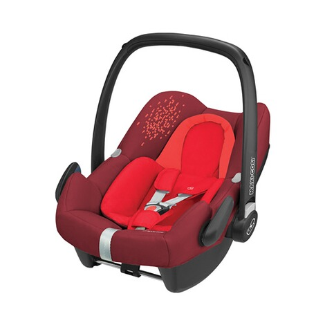 MAXI-COSI ROCK i-Size Babyschale Design 2018  Vivid Red 1