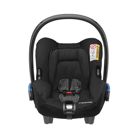 MAXI-COSI CITI Babyschale Design 2018  Black Grid 1