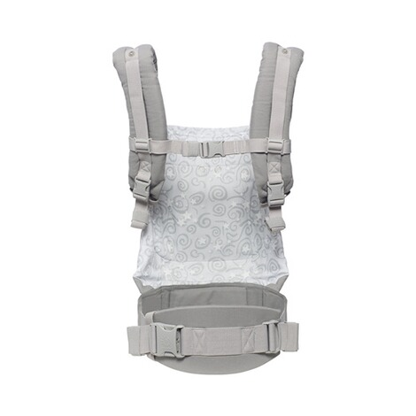 ERGOBABY® ORIGINAL Babytrage, 3 Tragepositionen, Design 2018  Galaxy Grey 2