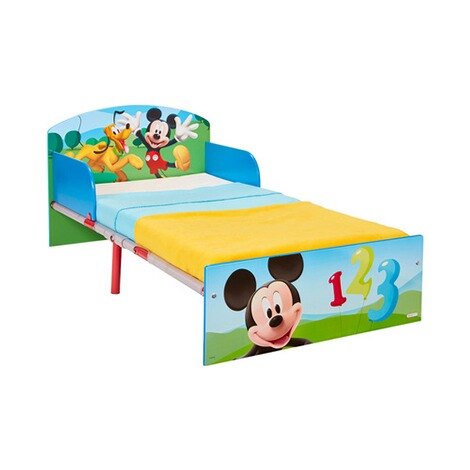 WORLDSAPART DISNEY MICKEY MOUSE & FRIENDS Kinderbett Mickey 70 x 140 cm 2
