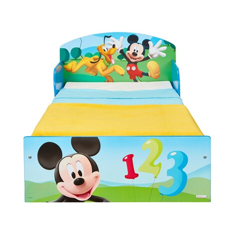 WORLDSAPART DISNEY MICKEY MOUSE & FRIENDS Kinderbett Mickey 70 x 140 cm 3
