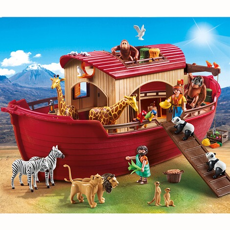 playmobil wild life 9373 arche noah online kaufen baby walz. Black Bedroom Furniture Sets. Home Design Ideas