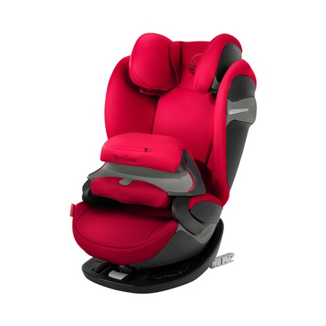 CYBEX GOLD Pallas S-Fix Kindersitz Design 2018  Rebel Red 1