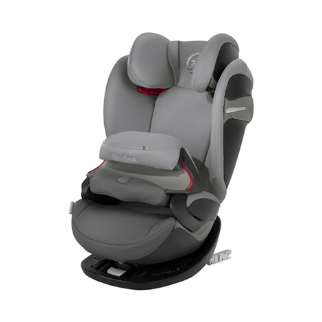 CYBEX GOLD Pallas S-Fix Kindersitz Design 2018  Manhattan Grey 1