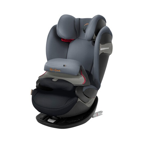 CYBEX GOLD Pallas S-Fix Kindersitz Design 2018  Pepper Black 1
