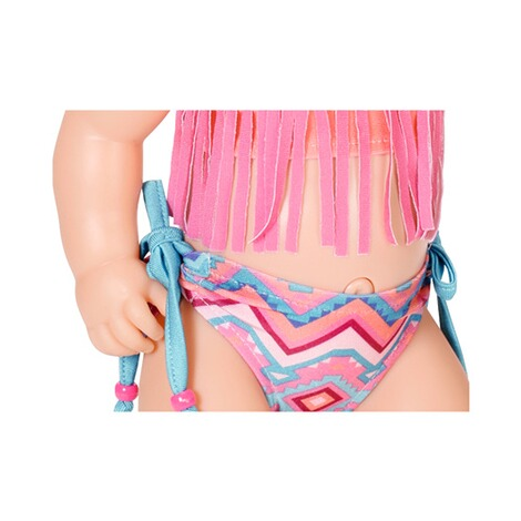 ZAPF BABY BORN Puppen Outfit Deluxe Schwimm Set Play&Fun 4