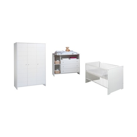 Schardt kinderzimmer  SCHARDT 3-tlg. Babyzimmer Eco Stripe online kaufen | baby-walz