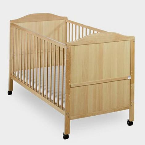 leipold babybett nena 70x140 cm online kaufen baby walz. Black Bedroom Furniture Sets. Home Design Ideas