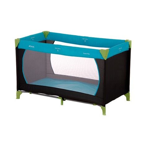 HAUCK  Reisebett Dream´n Play  waterblue 1