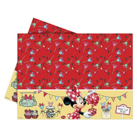 MINNIE MOUSE Tischdecke Minnie Mouse 1