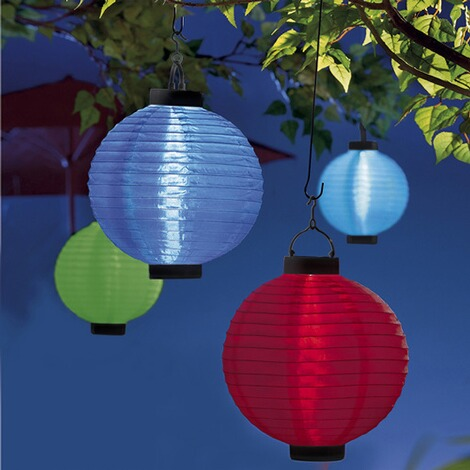 solar lampions cool ledsolar string lights ball multicolor with solar lampions outdoor with. Black Bedroom Furniture Sets. Home Design Ideas