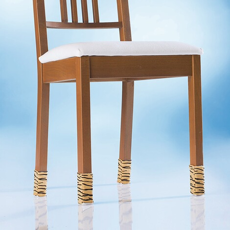 stuhlsocken 4 st ck online kaufen die moderne hausfrau. Black Bedroom Furniture Sets. Home Design Ideas