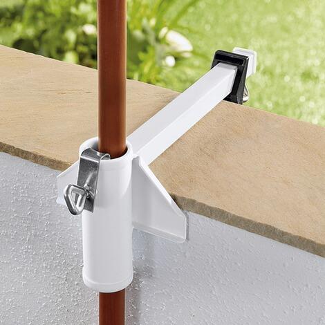support parasol pour balcon commander en ligne maison confort. Black Bedroom Furniture Sets. Home Design Ideas