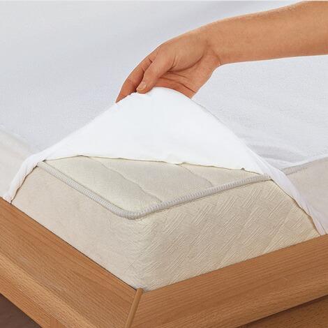Prot ge matelas commander en ligne maison confort - Protege matelas incontinence ...