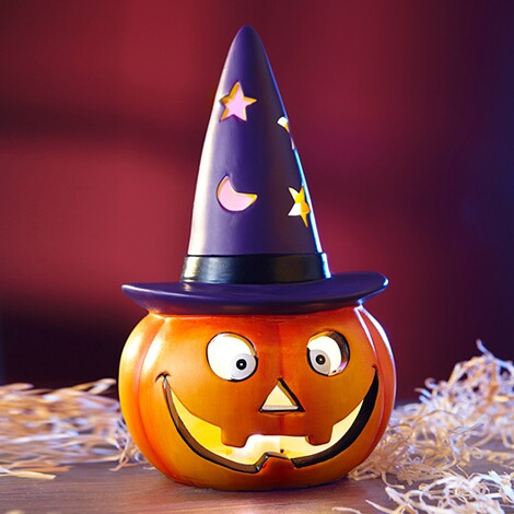 Pompoen Halloween.Halloween Pompoen