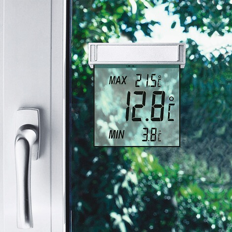 Solar-Fensterthermometer 1