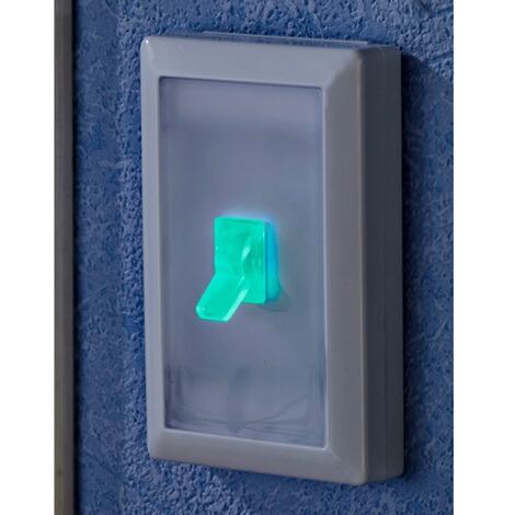 tri led lichtschalter online kaufen die moderne hausfrau. Black Bedroom Furniture Sets. Home Design Ideas