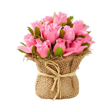 Blumen Gesteck Rosen Online Kaufen Die Moderne Hausfrau