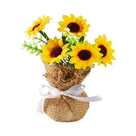 sonnenblumen arrangement online kaufen die moderne hausfrau. Black Bedroom Furniture Sets. Home Design Ideas