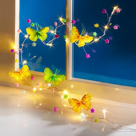 Lichterkette sommer online kaufen die moderne hausfrau - Lichterkette garten sommer ...