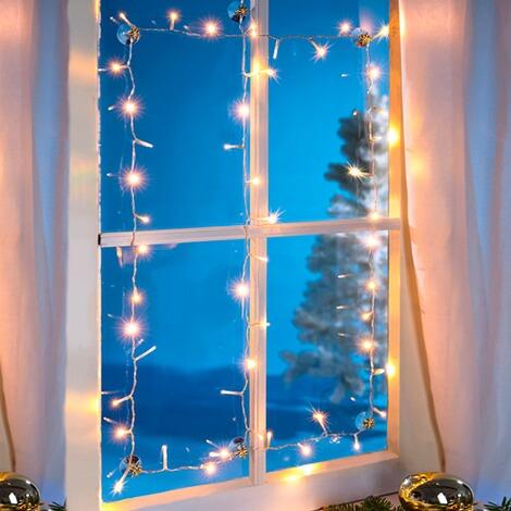 Lichterkette mit fernbedienung online kaufen die moderne for Fensterscheibe bestellen