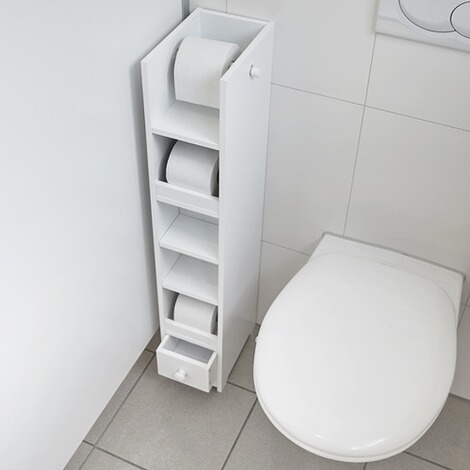 genialo®  WC-Papier-Regal 2