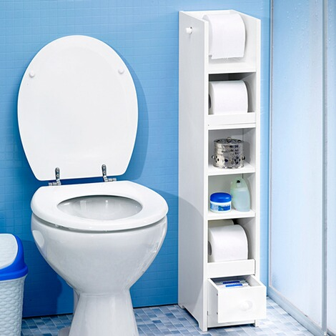 wc papier regal online kaufen die moderne hausfrau. Black Bedroom Furniture Sets. Home Design Ideas