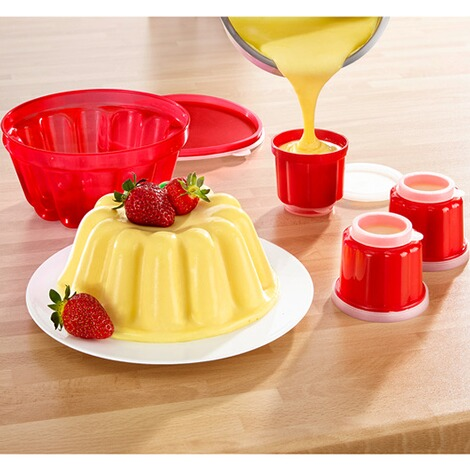 Puddingformen-Set, 4-teilig 2
