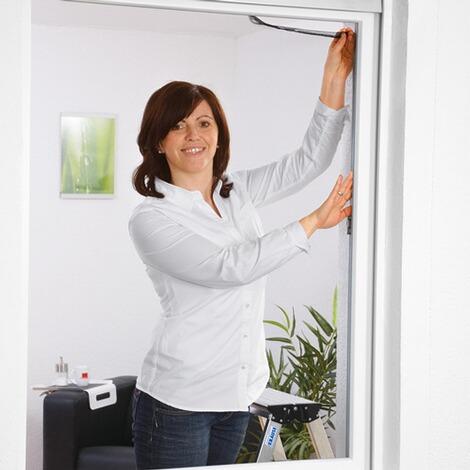 fliegengitter mit klettband online kaufen die moderne hausfrau. Black Bedroom Furniture Sets. Home Design Ideas