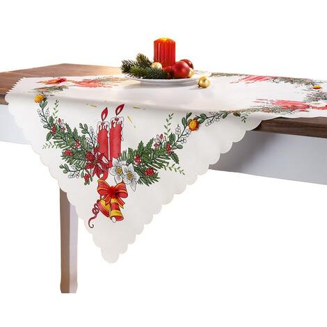 weihnachtstischdecke online kaufen die moderne hausfrau. Black Bedroom Furniture Sets. Home Design Ideas