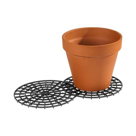 supports pour pots de fleurs 2 pi ces commander en ligne maison confort. Black Bedroom Furniture Sets. Home Design Ideas