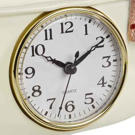 horloge pour salle de bains commander en ligne maison confort. Black Bedroom Furniture Sets. Home Design Ideas