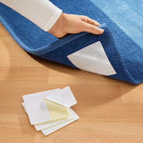 teppich pads antirutsch online kaufen die moderne hausfrau. Black Bedroom Furniture Sets. Home Design Ideas