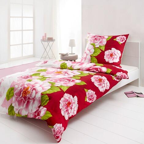 bettw sche rosentraum online kaufen die moderne hausfrau. Black Bedroom Furniture Sets. Home Design Ideas
