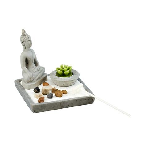 jardin zen avec bouddha commander en ligne maison confort. Black Bedroom Furniture Sets. Home Design Ideas