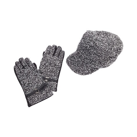 "Set ""Winter"" Pet en handschoenen 1"