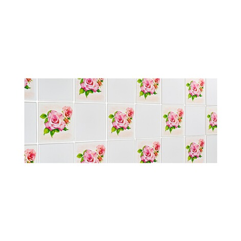 Lot de stickers « Roses de rêve », 12 stickers 1